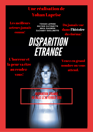 Aff DisparitionsEtranges