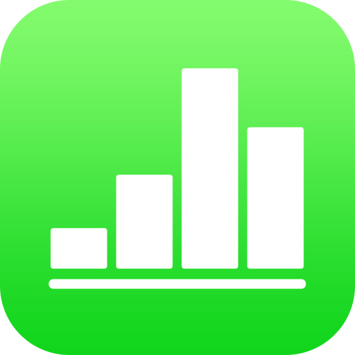 Numbers Icon iOS 7